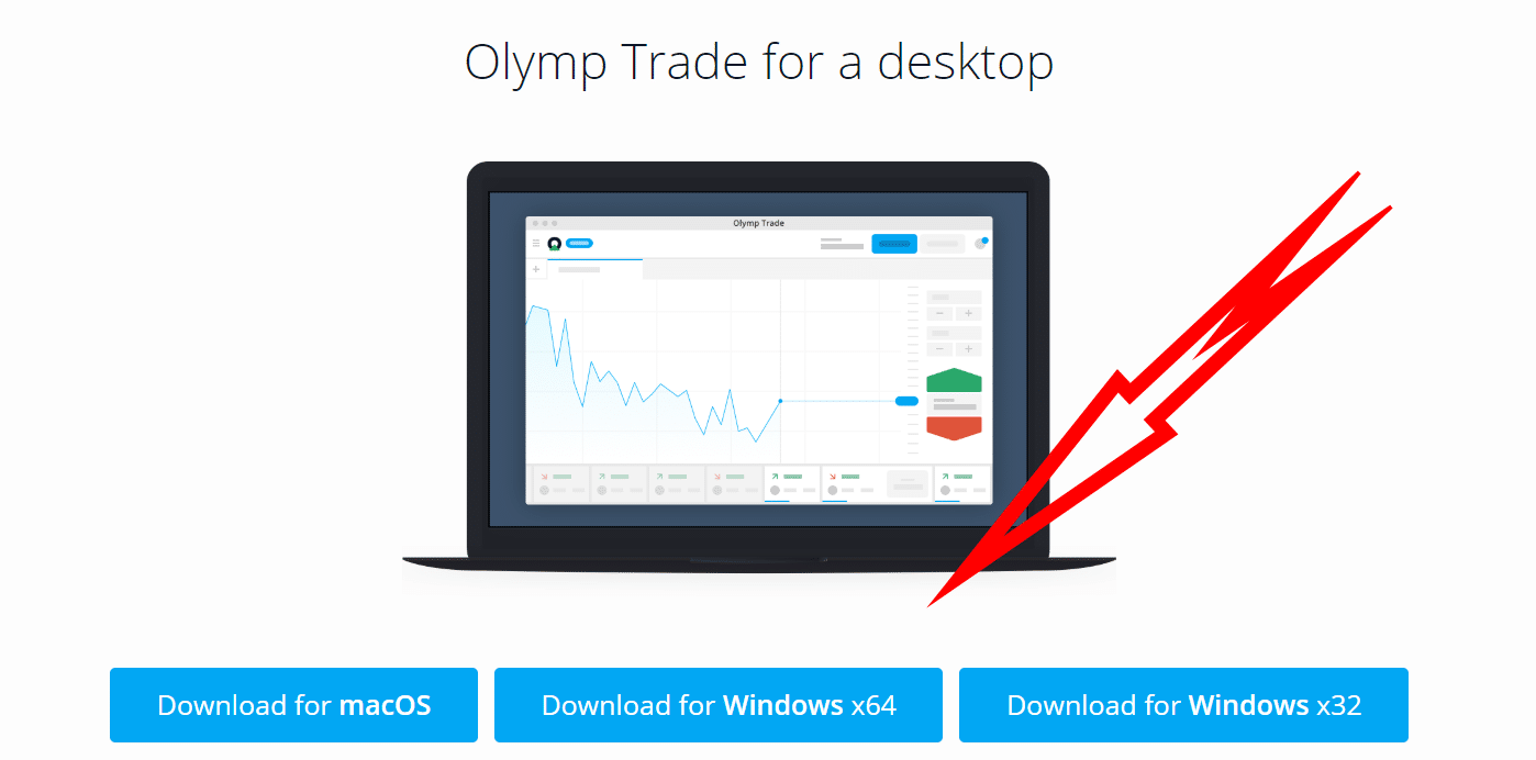 olymptrade download for pc